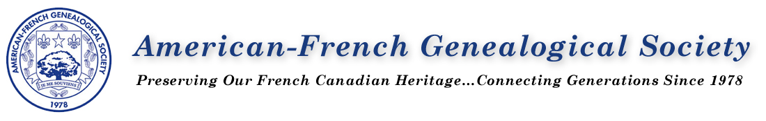 American French Genealogy Society